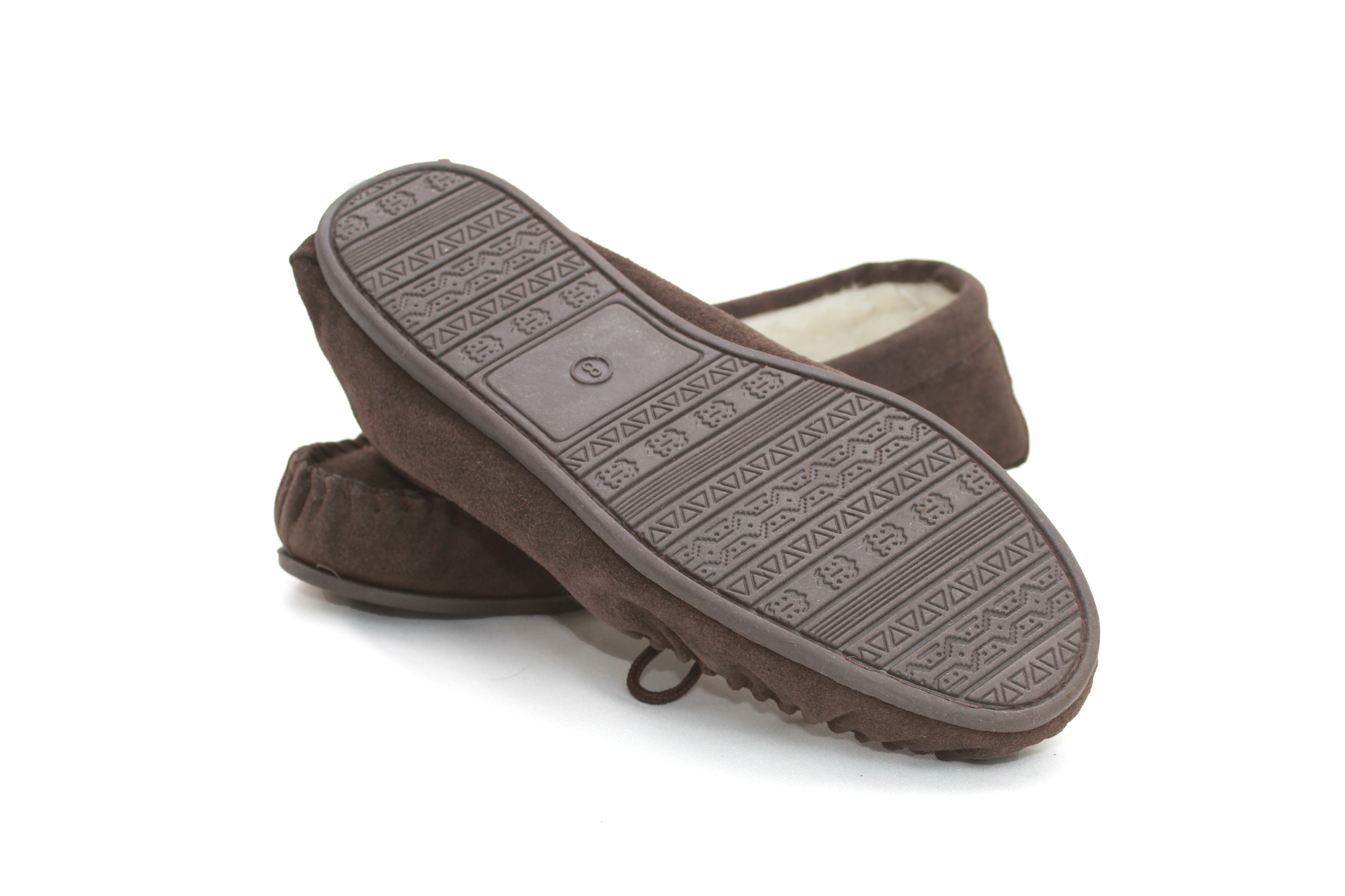 Leather Cotton Line Moccasin – GLFL/S