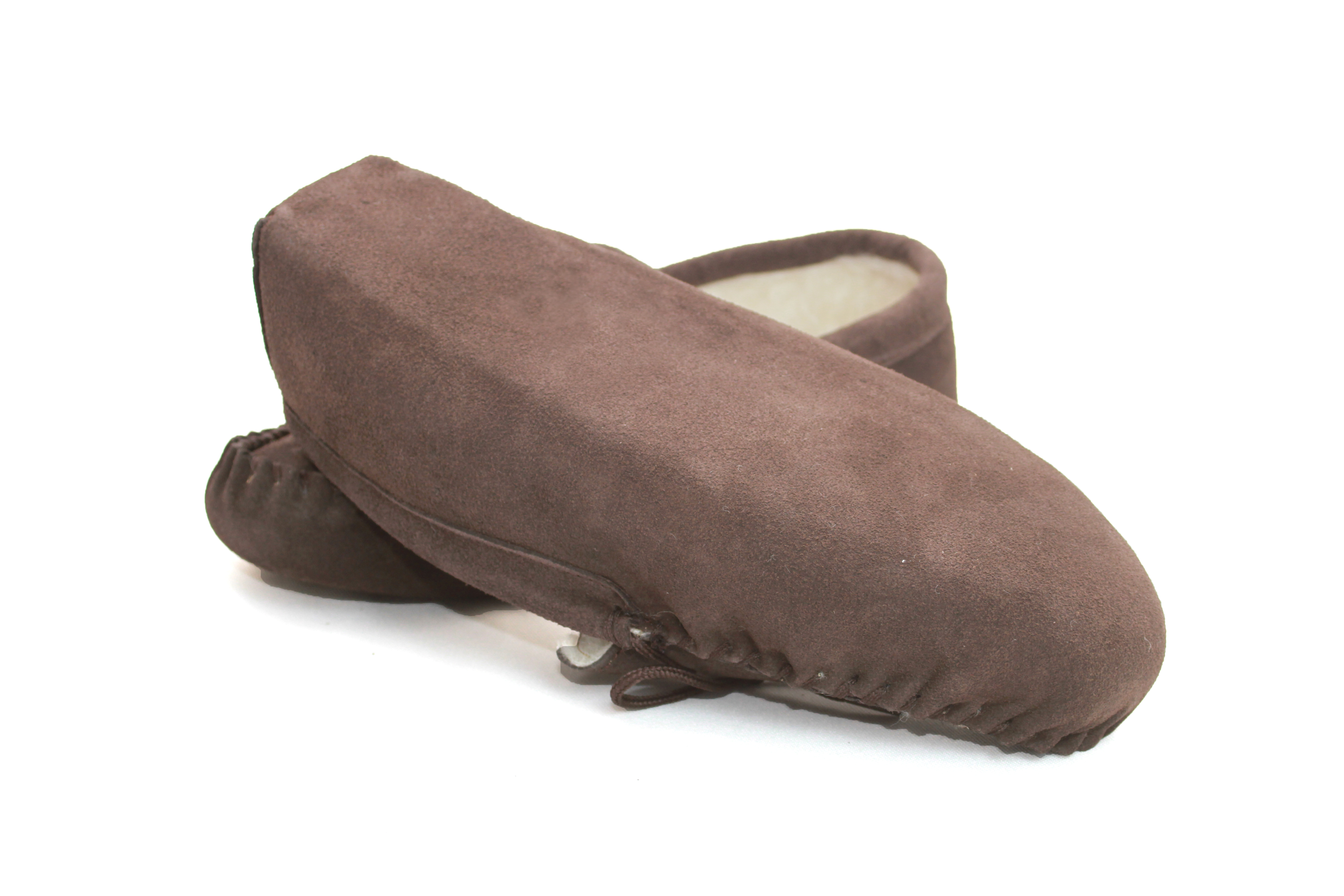 Wool Lined Soft Sole Moccasin – GWM1