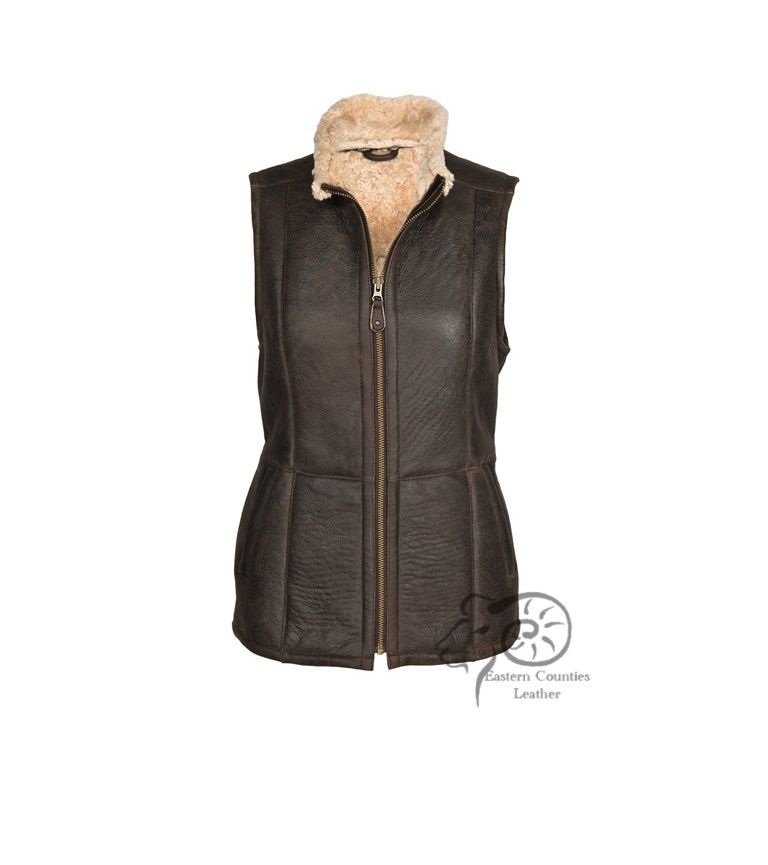 Gilly Aviator Finish Gilet