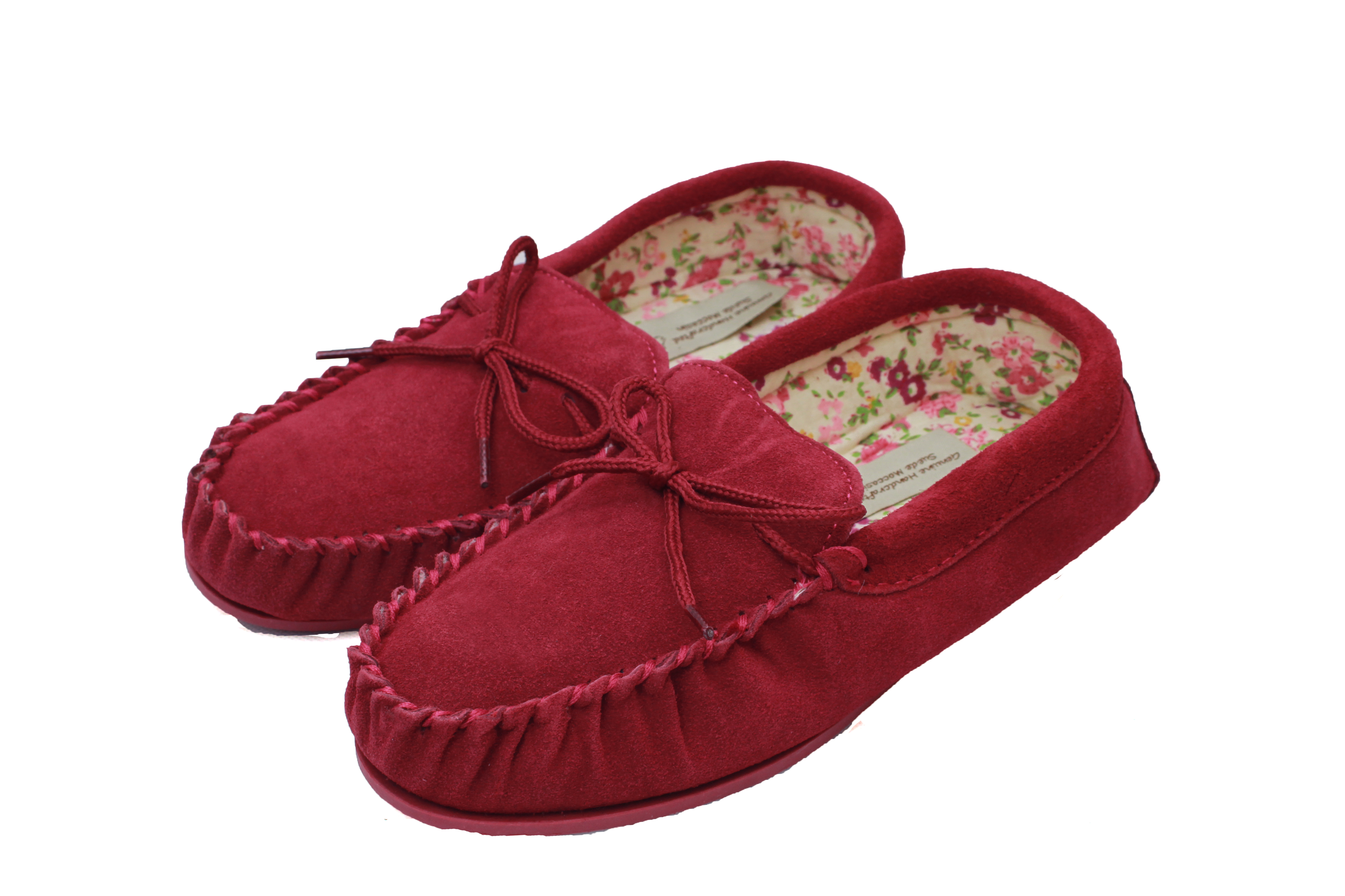 Ladies Fabric Lined Moccasin – LSFL/S