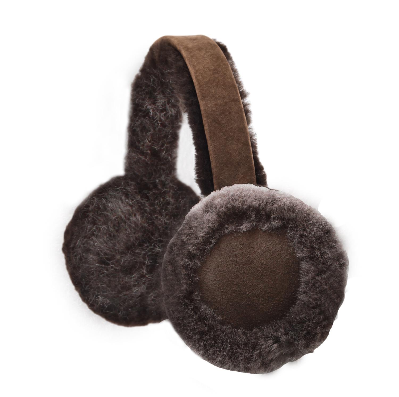 Adult Sheepskin Earmuffs – SS/EM