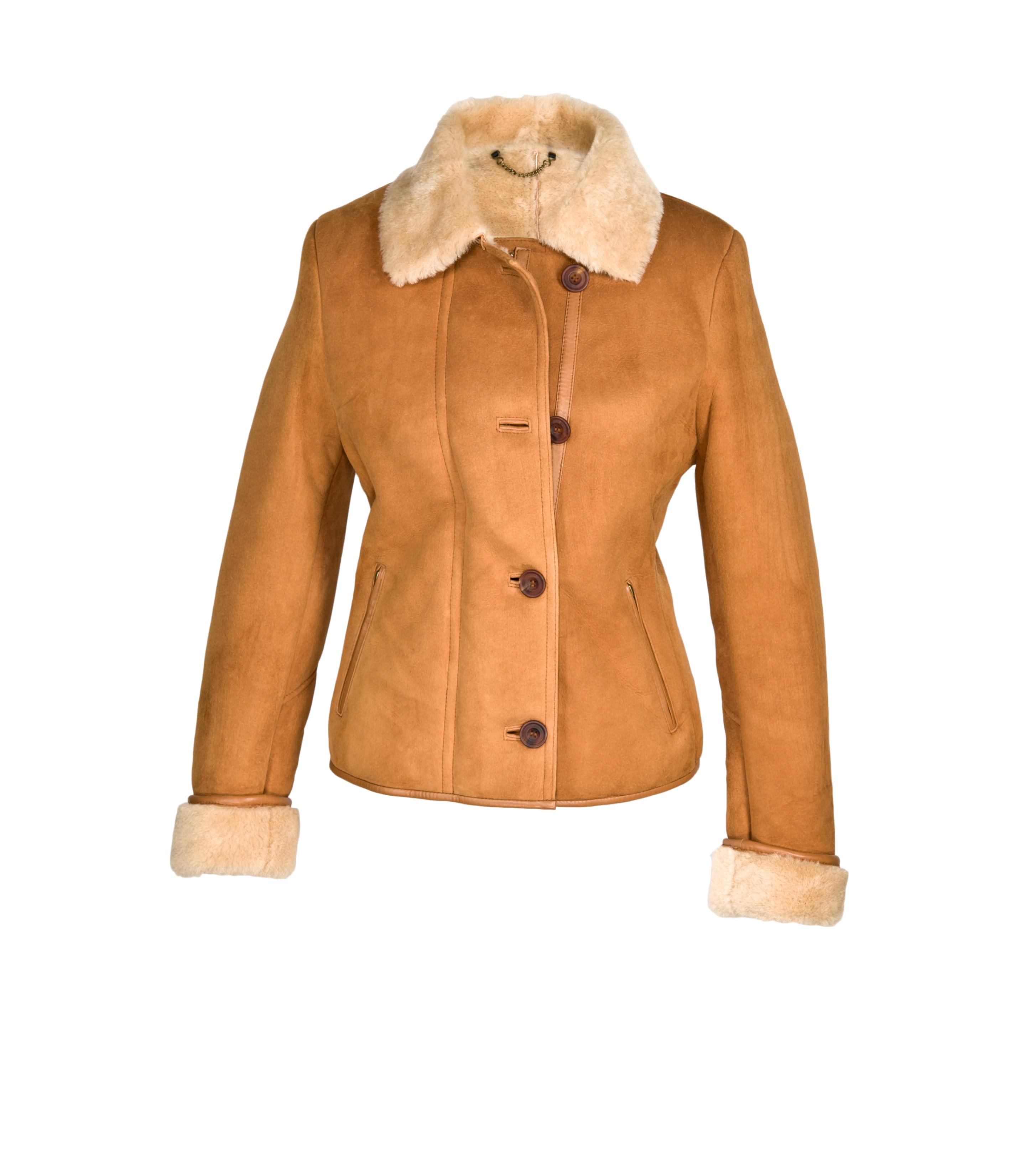 Jenny sheepskin Coat