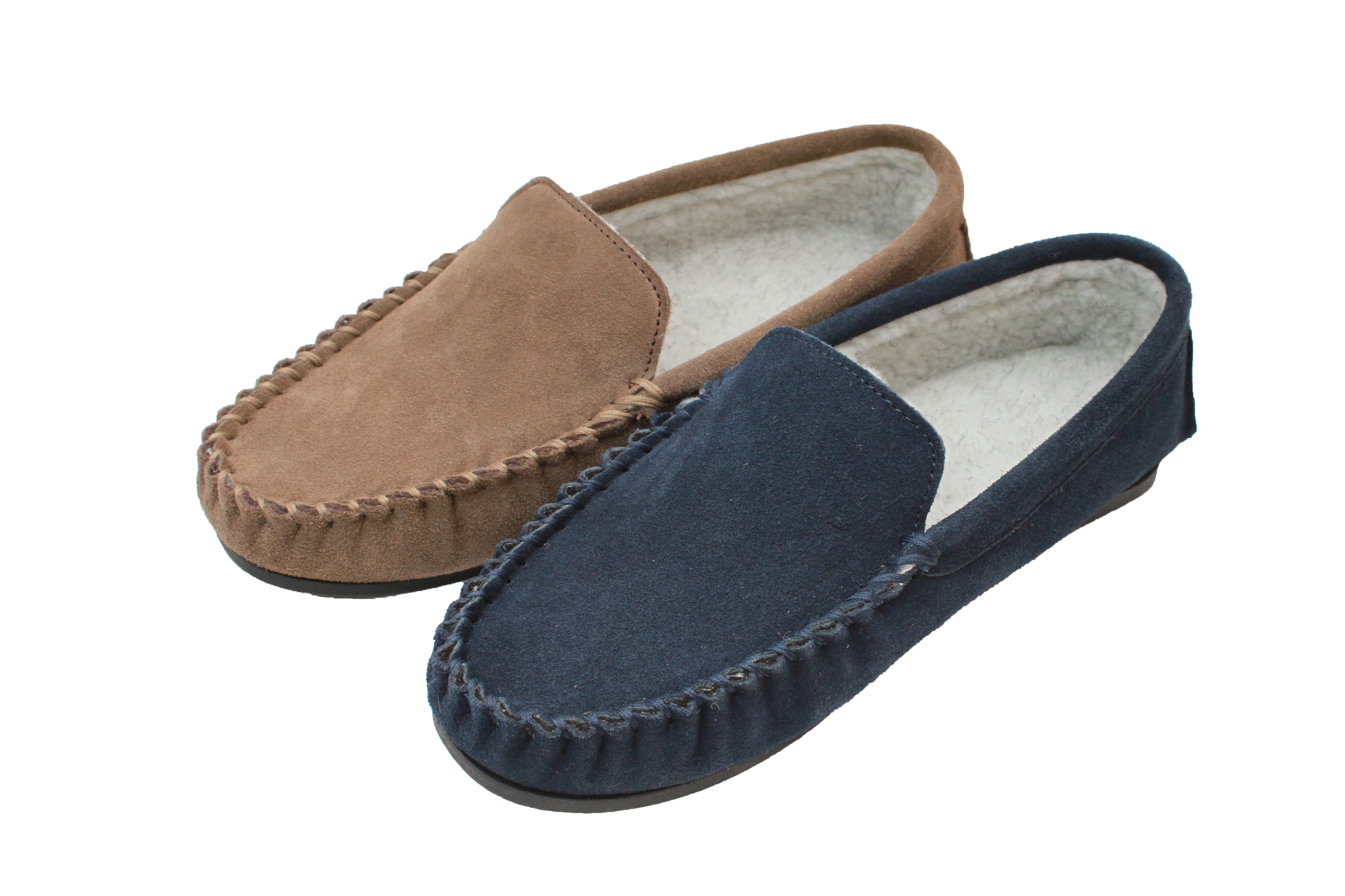 Fleece Lined Moccasin – GBF/S