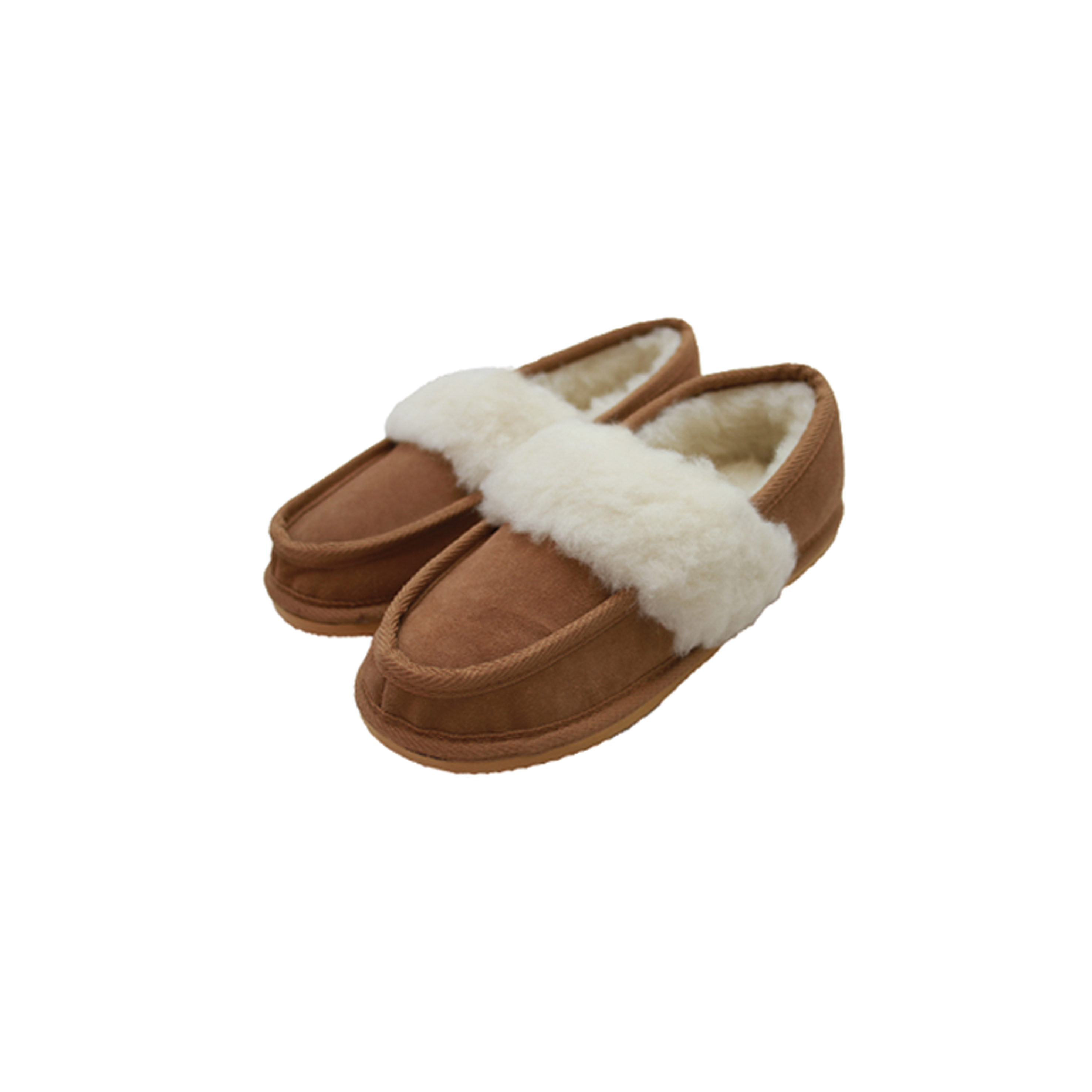 Wool Lined Slippers – Hannah