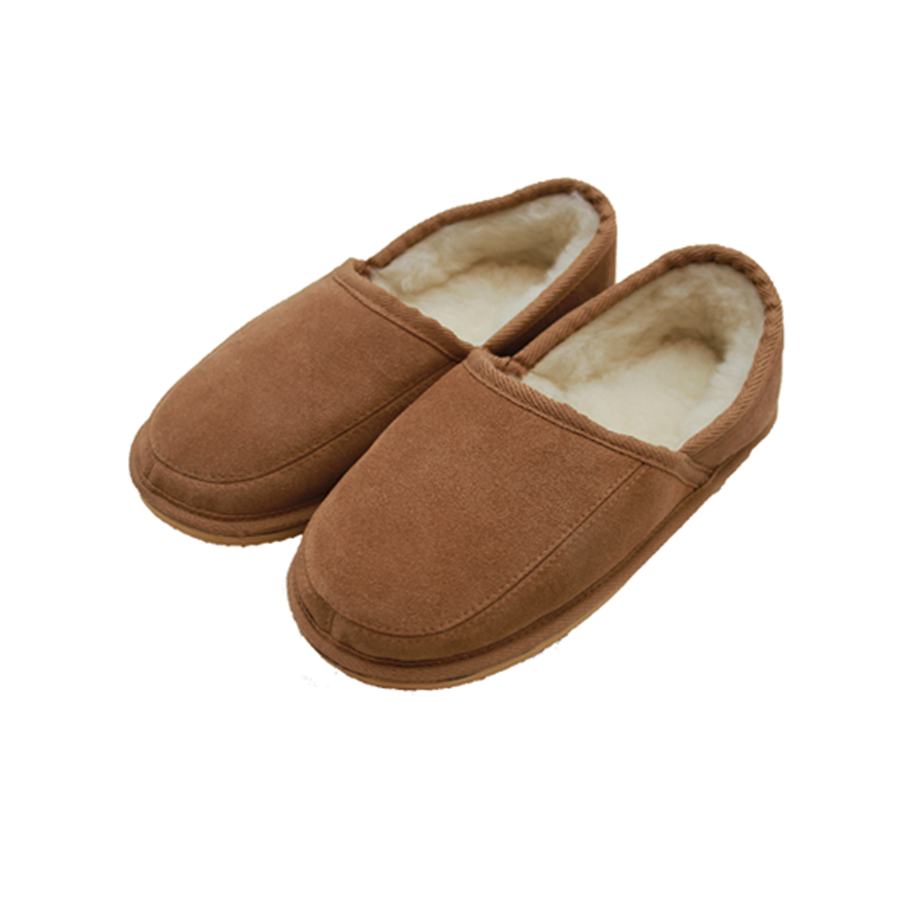 Wool lined slipper – Dominic