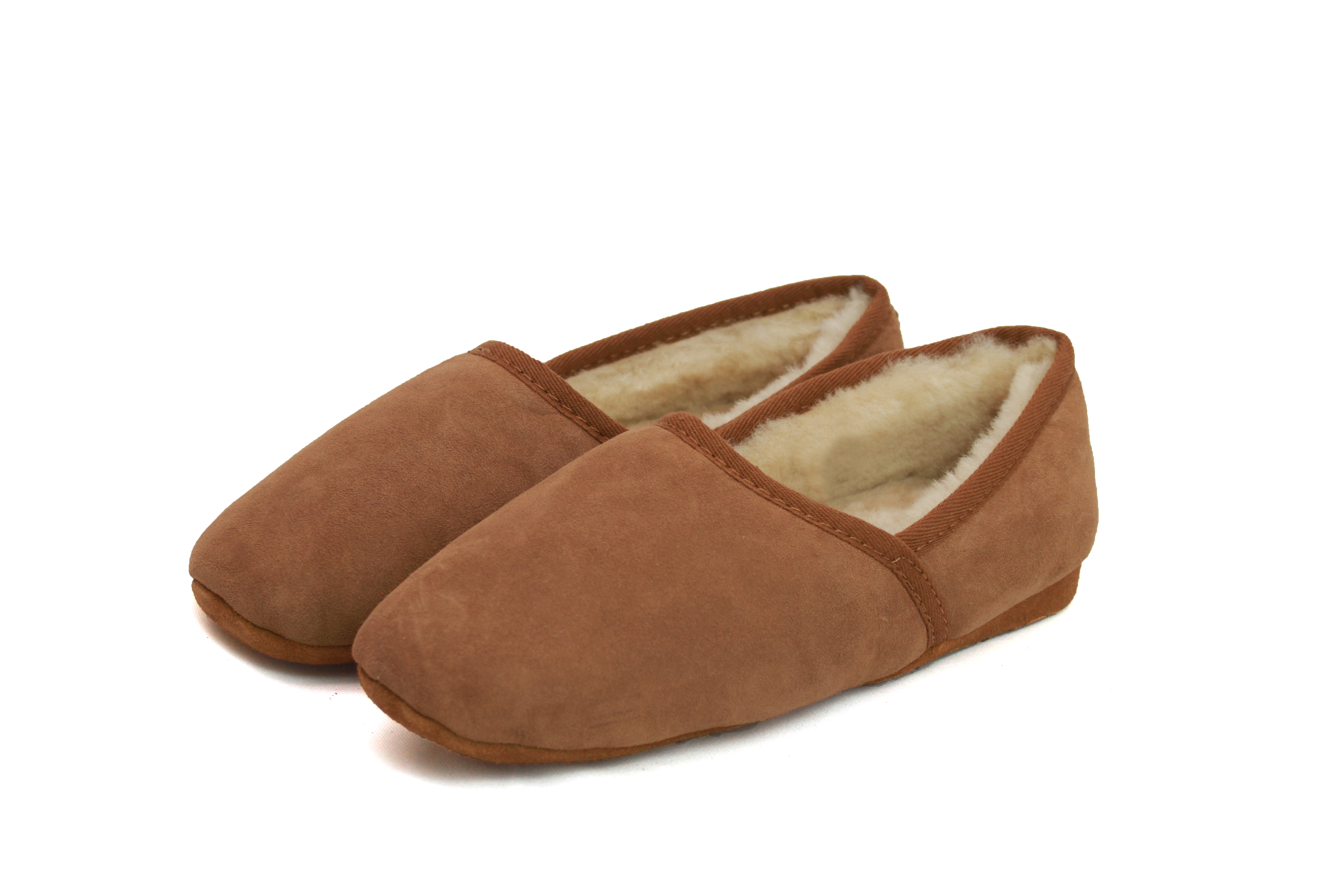 Sheepskin turn slipper – ECM003