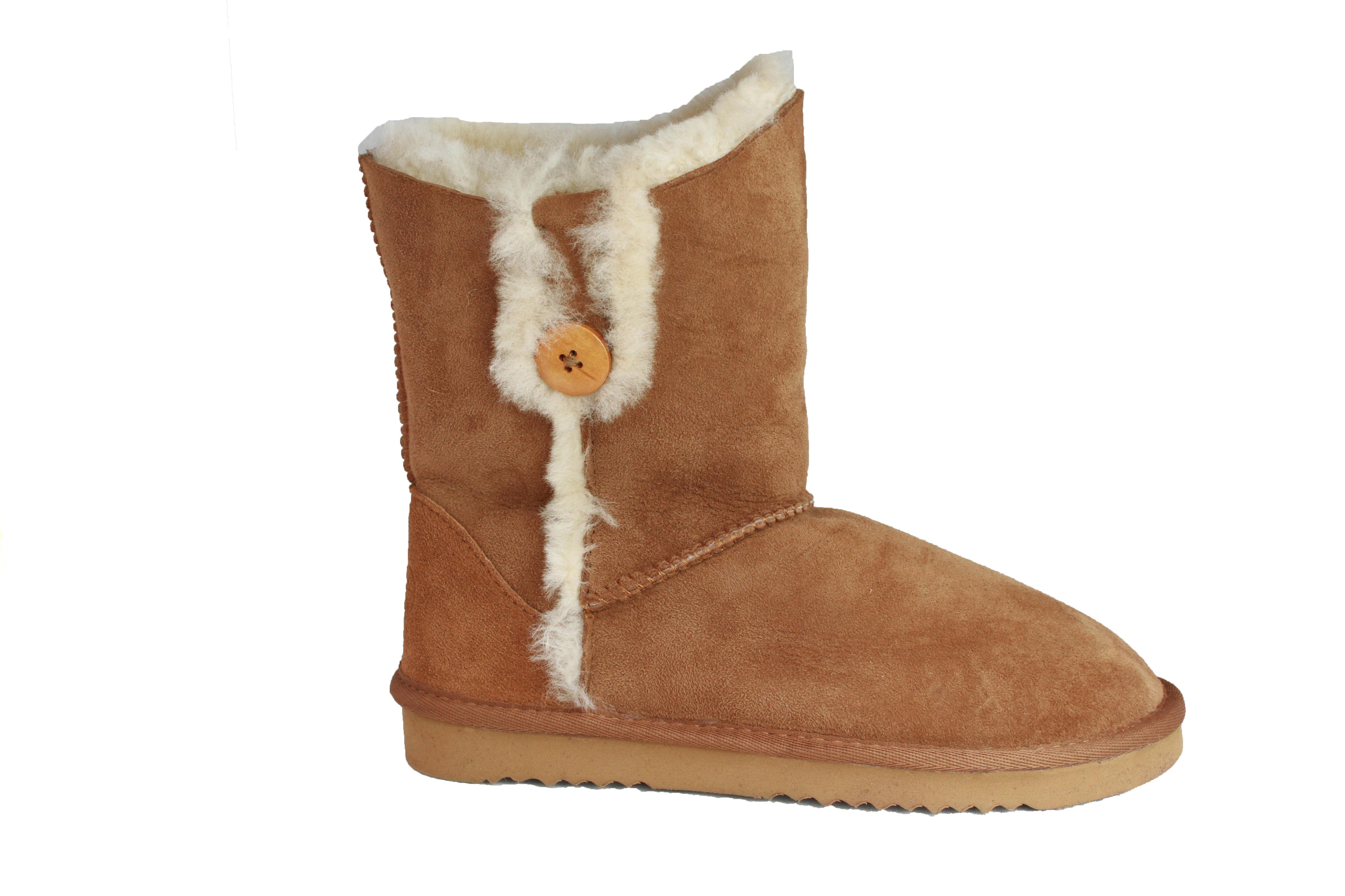 Lacey Sheepskin Boots